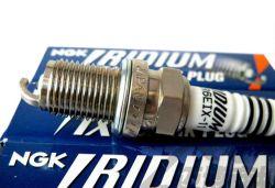 شمع سوزنی ان جی کی ژاپنی ایریدیوم اصل پر قدرت ngk iridium japon spark plug
