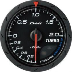 گیج بوست نمایش فشار هوای موتور و توربو ژاپنی defi boost gauge