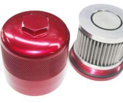 فیلتر روغن ریس مگنتیک سایز کوچک magnet race oil filter