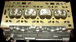 سر سیلندر ریسینگ توربویی پژو 206 تیپ 5 موتور TU5JP4