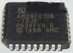 آیسی AM29F010B ، آی سی پروگرام ریزی و ریمپ زانتیا با ایسیو بوش MP5.2