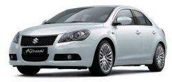 نقدو بررسی و قیمت به روز خودرو سوزوکی کیزاشی suzuki